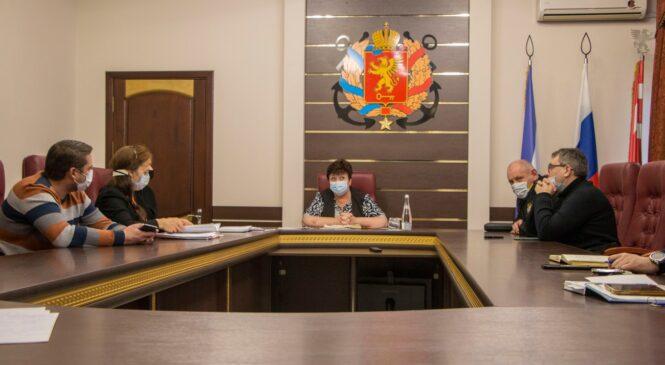 На рабочей группе обсудили проблематику мажоритарных округов №№5 и 7