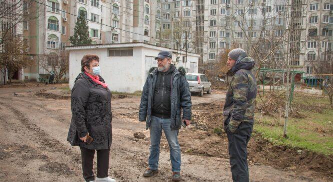 В активной стадии реновация дворов по улицам Сморжевского и Кирова