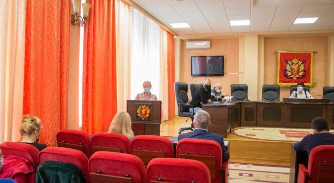 На 36 сессии горсовета депутаты приняли в собственность города спецтехнику для уборки
