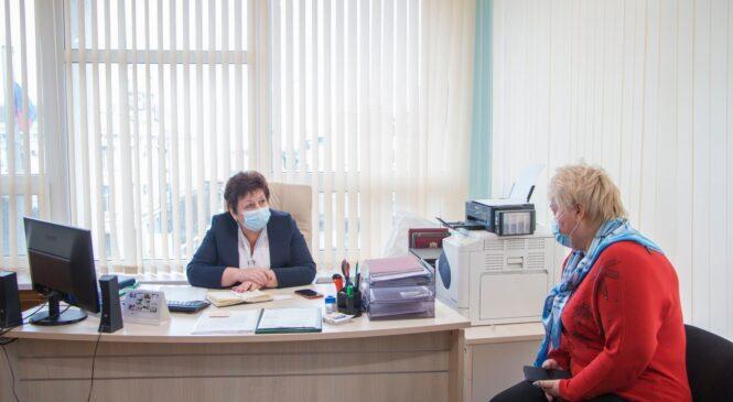 Ольга СОЛОДИЛОВА провела очередной приём граждан в телефонном режиме