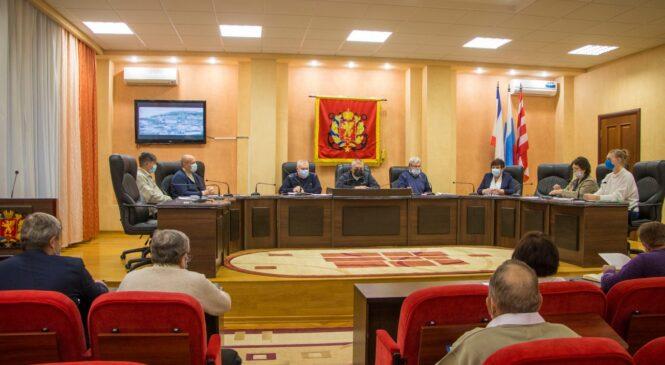 На заседании Общественного совета рассмотрели вопрос воссоздания исторического облика горы Митридат