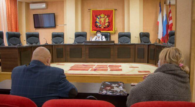 Рабочая группа рассмотрела проблемные вопросы 10 и 13 мажоритарных округов