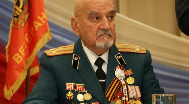 Председателем совета ветеранов города избран Фёдор КОЗЛОВ