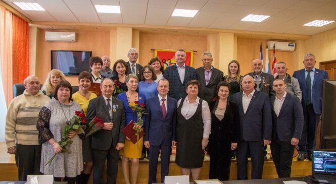 Городская газета «Керченский рабочий» отметила 100-летний юбилей