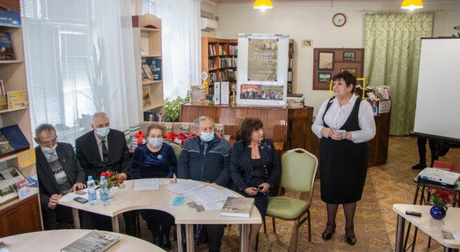 В Керчи состоялась презентация книги «Подвиг и слава» о героях СССР, защищавших Керчь