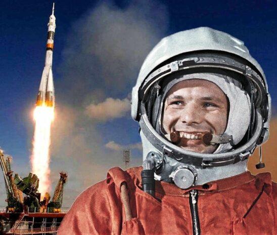 12 апреля 2021 года — 60-я годовщина первого полёта в космос