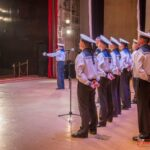 В День освобождения города-героя перед керчанами выступил Ансамбль Песни и Пляски Краснознамённого Черноморского Флота