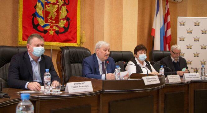 В Керчи начался цикл мероприятий, посвященных годовщине событий Русского Исхода