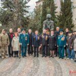 Керчане собрались у памятника жертвам трагедии в Чернобыле по случаю 35-й годовщины аварии