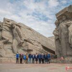 В Керчи «Диктант Победы» писали депутаты, сотрудники администрации, волонтеры и общественность