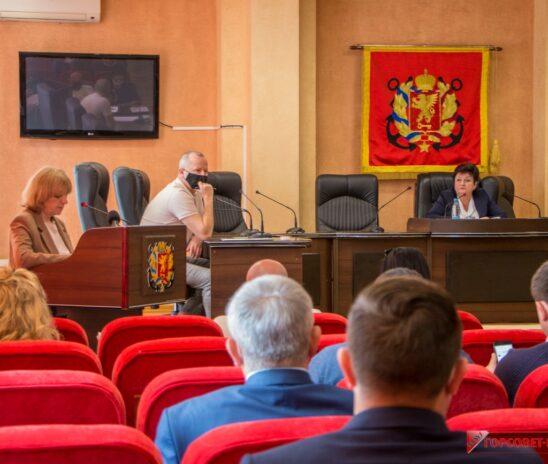 В Керчи на 45 сессии городского совета приняли изменения в бюджет