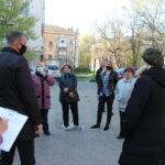 Депутаты округов №№11 и 14 провели совместные с представителями администрации встречи с гражданами