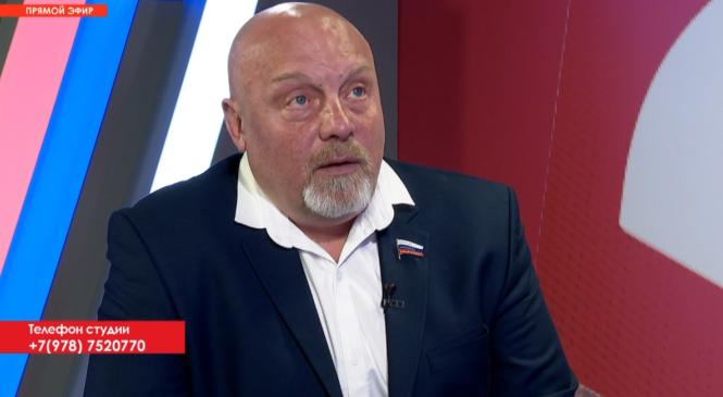 Депутат Дмитрий АНДРОПУЛО в эфире программы «Открытая власть» от 13.05.2021 г.