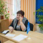 Ольга СОЛОДИЛОВА провела июньский приём граждан