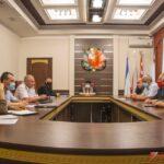 Депутатские комиссии рассмотрели проблему катания экстремалов на памятных знаках города