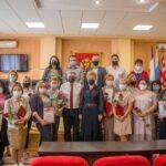 В Керчи поздравили социальных работников