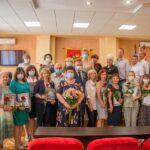 В горсовете поздравили керчан с наступающим Днём России
