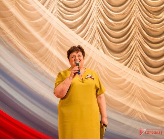 12 июня в ДК «Корабел» состоялась концертная программа «День России»