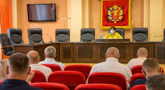 На 48 сессии горсовета приняты меры поддержки предпринимателей, пострадавших от наводнения
