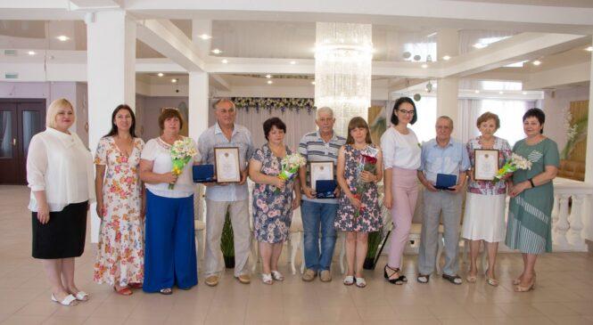 Ко Дню семьи, любви и верности в Керчи наградили медалями «За любовь и верность»