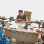 Ольга СОЛОДИЛОВА провела июльский приём граждан в городском совете