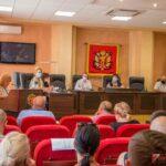 На 49 сессии горсовета досрочно прекращены полномочия главы администрации
