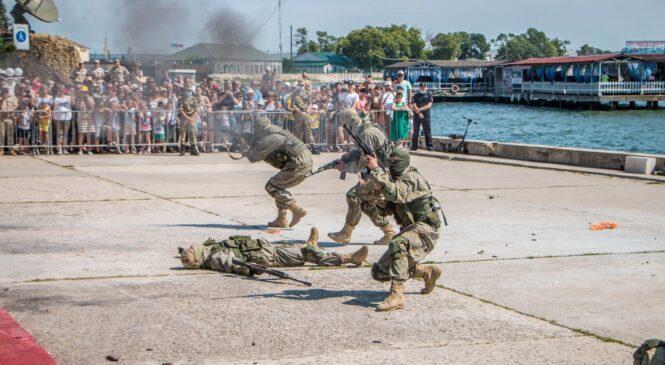 В Керчи стартовал форум «Армия 2021»