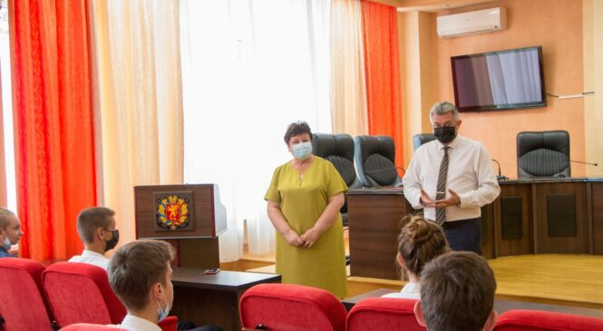 В Керчи 7 полуфиналистов конкурса «Большая перемена»
