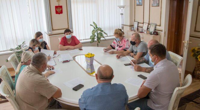 В горсовете провела заседание комиссия по награждениям
