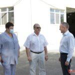 Константин БАХАРЕВ посетил ООО «Юг Интер-Пак»