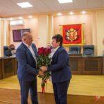 На 55 сессии городского совета избран новый глава администрации города