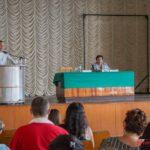 Заводчане побеседовали с депутатом Госдумы и главой города