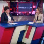 Ольга СОЛОДИЛОВА приняла участие в эфире программы «Открытая власть» от 30.09.2021 г.