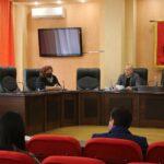 На 56 сессии горсовета депутаты создали департамент коммунального хозяйства и капстроительства